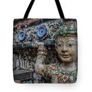 Temple Guard Tote Bag