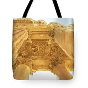 Temple Of Bacchus Tote Bag