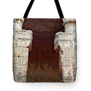 Temple Of Edfu I Tote Bag