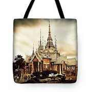 Temple Of Non Goom Tote Bag