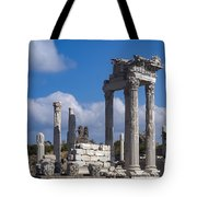 Temple Of Trajan View  Tote Bag