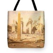 Temple Ruins  Tote Bag
