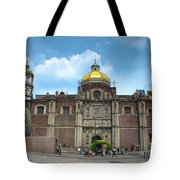 Templo Expiatorio A Cristo Rey - Mexico City Tote Bag