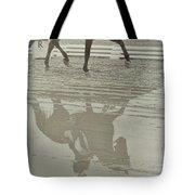 Tempo Reflected Tote Bag