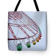 Tempozan Ferris Wheel Tote Bag