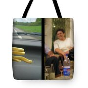 Temptation 2 Tote Bag by James W Johnson