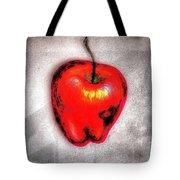 Temptation Apple Tote Bag
