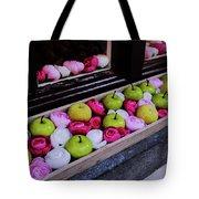 Temptation Of Eve Tote Bag