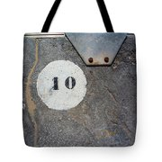 Ten Tote Bag