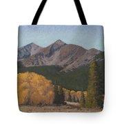 Ten Mile Autumn Tote Bag