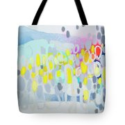 Ten O'clock Flight Tote Bag