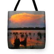 Ten Thousand Islands Florida Tote Bag