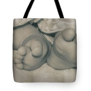 Ten Tip Toes Tote Bag