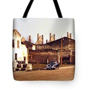 Ten Years After The Bombs 1955 Tote Bag
