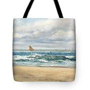 Tenby Tote Bag by John Brett