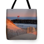 Tender Beach Light Tote Bag