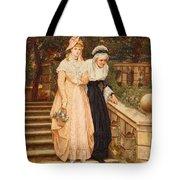 Tender Care Tote Bag