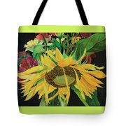 Tender Mercies Tote Bag by Jane Autry