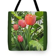 Tender Tulips Tote Bag