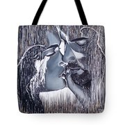 Tenderness And Beauty Tote Bag