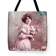 Tendre Affection Tote Bag