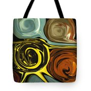 Tendrils Tote Bag