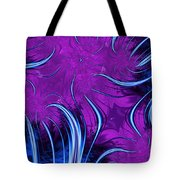 Tendrils Through The Mists Of Time Tote Bag