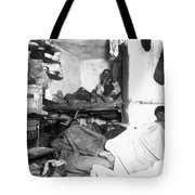 Tenement Life, Nyc, C1889 Tote Bag
