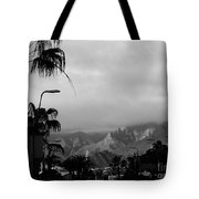 Tenerife Mountains Tote Bag