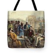 Tenn: Freedmens Bureau Tote Bag