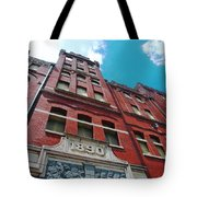 Tennennesee Brewery Memphis Tn Tote Bag