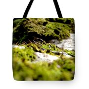 Tennesee Moss Tote Bag