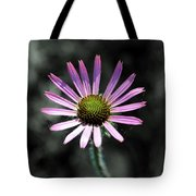 Tennessee Cone Flower Tote Bag