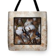 Tennessee Cotton II Photo Square Tote Bag