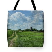Tennessee Countryside Tote Bag