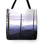 Tennessee Mountains Tote Bag