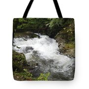 Tennessee River Tote Bag