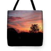 Tennessee Sunset 305 Tote Bag