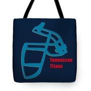 Tennessee Titans Retro Tote Bag
