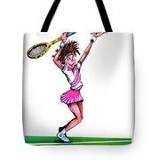 Tennis Ace Tote Bag