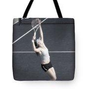 Tennis Art- Daniela Hantuchova Tote Bag