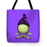 Tennis Wiz Tote Bag