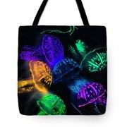 Tentacle Dance  Tote Bag