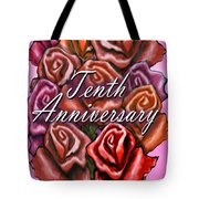 Tenth Anniversary Tote Bag