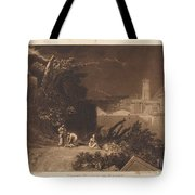 Tenth Plague Of Egypt Tote Bag