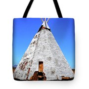 Tepee Trading Post Tote Bag