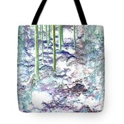 Teplice Tote Bag by Dana Patterson