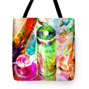 Tequila Sunrise Tote Bag