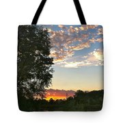 Tequila Sunset Tote Bag