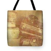 Terminal Goodbye Tote Bag